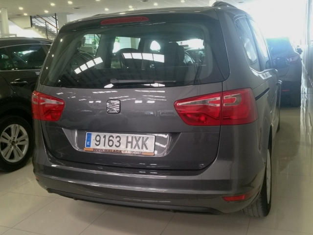 SEAT ALHAMBRA  2.0 TDI 140 CV Ecomotive Reference 5p. for sale in Malaga - Image 3
