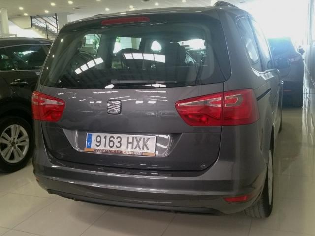 Seat Alhambra  2.0 Tdi 140 Cv Ecomotive Reference 5p. de ocasión en Málaga - Foto 3