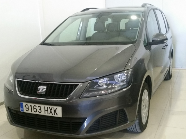 SEAT ALHAMBRA  2.0 TDI 140 CV Ecomotive Reference 5p. for sale in Malaga - Image 1