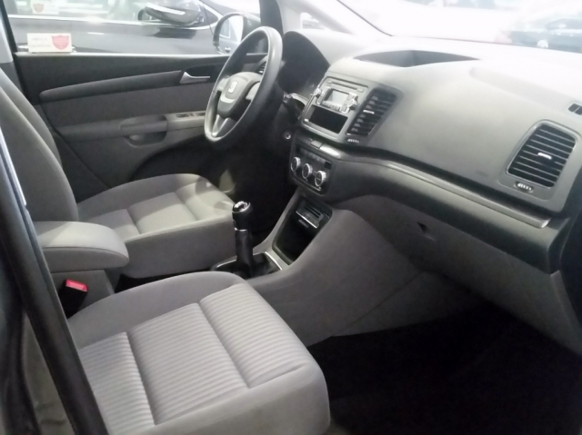 SEAT ALHAMBRA  2.0 TDI 140 CV Ecomotive Reference 5p. for sale in Malaga - Image 7