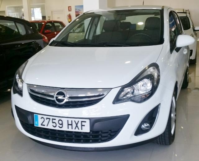 Opel Corsa  1.2 Selective Start Stop 5p. de ocasión en Málaga - Foto 1