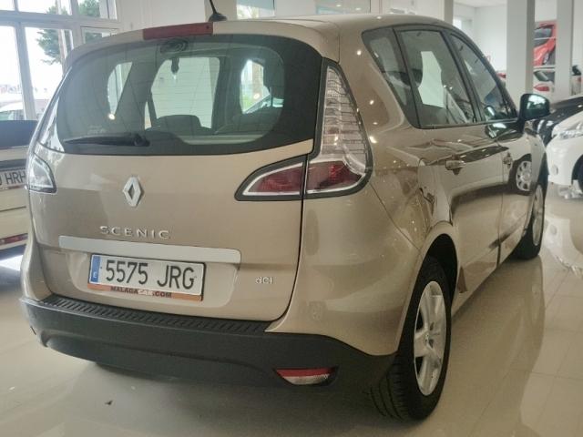 Renault Scenic Scénic Selection Dci 95 Eco2 5p. de ocasión en Málaga - Foto 4