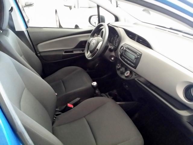 Toyota Yaris  1.0 70 City 5p. de ocasión en Málaga - Foto 5