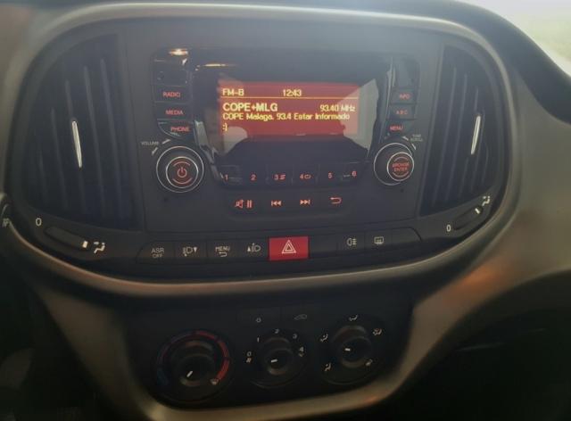 Fiat Doblo  Panorama Active N1 1.3 Multijet 90cv E5 5p. de ocasión en Málaga - Foto 8