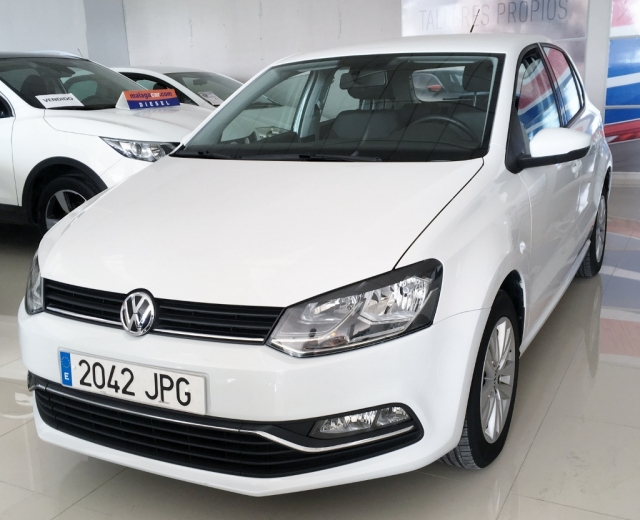 Volkswagen Polo  Advance 1.2 Tsi 66kw90cv Bmt 5p. de ocasión en Málaga - Foto 2