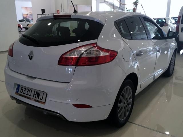 Renault Megane  Gt Style Dci 110 Eco2 5p. de ocasión en Málaga - Foto 3