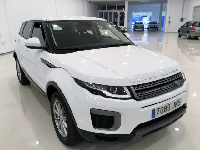 land rover range rover evoque 2016 2 0l ed4 diesel 150cv 4x2 pure 5p. Black Bedroom Furniture Sets. Home Design Ideas