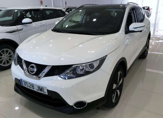 Nissan Qashqai  1.5dci Nconnecta 4x2 5p. de ocasión en Málaga - Foto 1