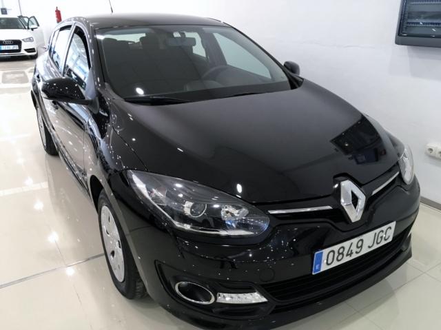 Renault Megane  Intens Energy Tce 115 Ss Eco2 5p. de ocasión en Málaga - Foto 1