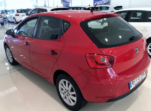 Seat Ibiza  1.0 55kw 75cv Reference 5p. de ocasión en Málaga - Foto 4