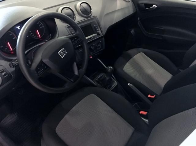 Seat Ibiza  1.0 55kw 75cv Reference 5p. de ocasión en Málaga - Foto 7