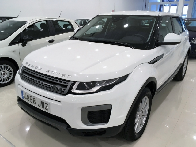 land rover range rover evoque 2017 2 0l td4 diesel 150cv 4x4 pure 5p. Black Bedroom Furniture Sets. Home Design Ideas