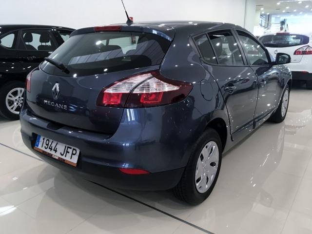 Renault Megane  Intens Dci 95 Eco2 5p. de ocasión en Málaga - Foto 4