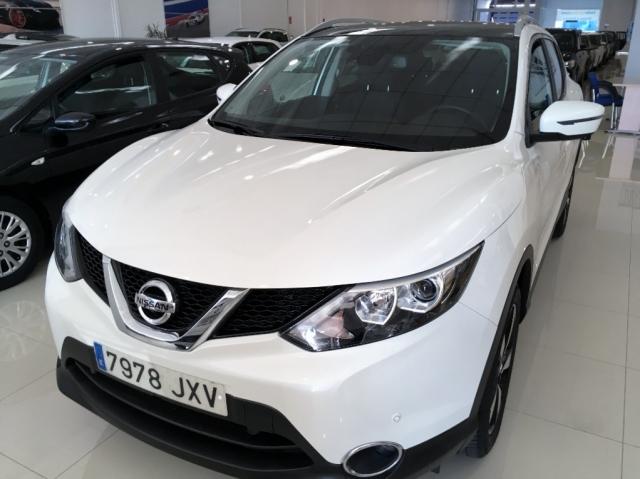Nissan Qashqai  Digt 85 Kw 115 Cv Nconnecta 5p. de ocasión en Málaga - Foto 1