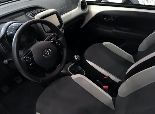 Toyota Aygo  1.0 70 Xplay Business 5p. de ocasión en Málaga - Foto 7