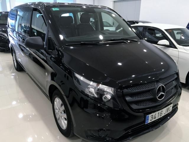 Mercedes-benz Vito 114 Cdi Tourer Extra Larga de ocasión en Málaga - Foto 2