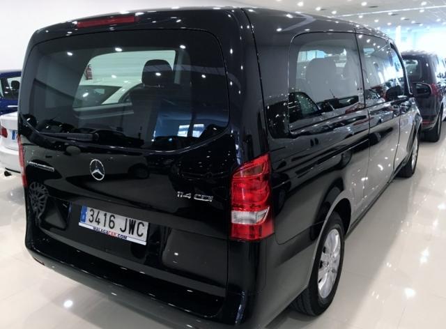 Mercedes-benz Vito 114 Cdi Tourer Extra Larga de ocasión en Málaga - Foto 3