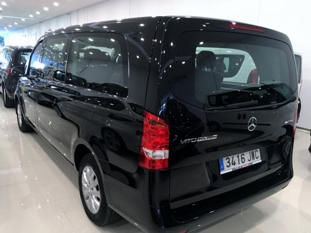 Mercedes-benz Vito 114 Cdi Tourer Extra Larga de ocasión en Málaga - Foto 4