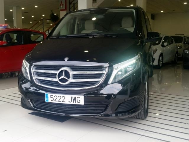 Mercedes-benz V220  Cdi de ocasión en Málaga - Foto 2