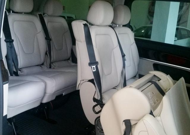 Mercedes-benz V220  Cdi de ocasión en Málaga - Foto 4