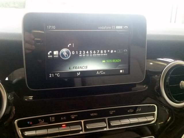 Mercedes-benz V220  Cdi de ocasión en Málaga - Foto 7