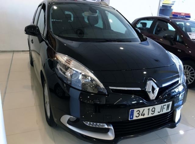 Renault Grand Scenic Grand Scénic Limited Energy Dci 110 Eco2 7p 5p. de ocasión en Málaga - Foto 1