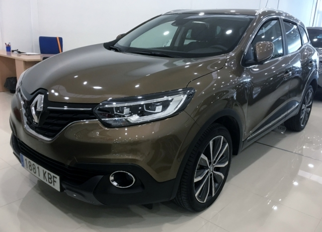 Renault Kadjar 2017 >> Renault Kadjar Zen Energy Dci 81kw 110cv 5p 110hp Manual 2017