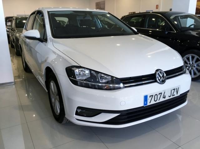 Volkswagen Golf  Edition 1.6 Tdi 85kw 115cv 5p. de ocasión en Málaga - Foto 1