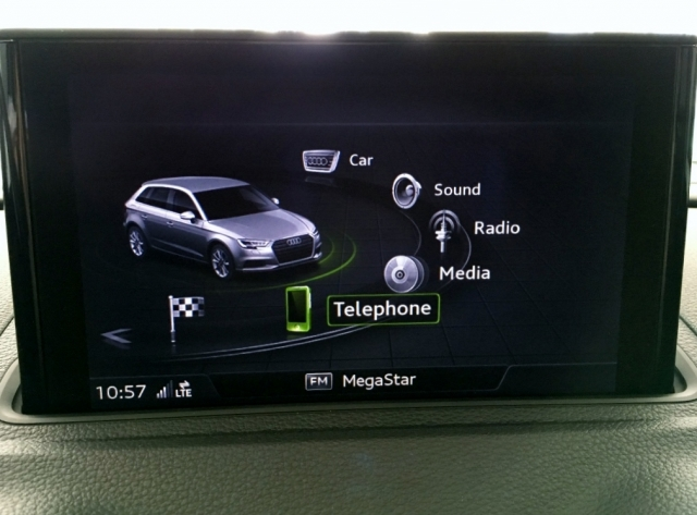 Audi A3  Design Edition 1.6 Tdi S Tronic Sportb 5p. de ocasión en Málaga - Foto 9