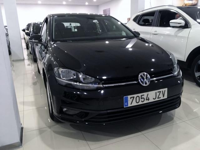 Volkswagen Golf  Edition 1.0 Tsi 81kw 110cv 5p. de ocasión en Málaga - Foto 1