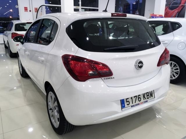 Opel Corsa 1.4 Selective 90 Cv 5p. de ocasión en Málaga - Foto 3