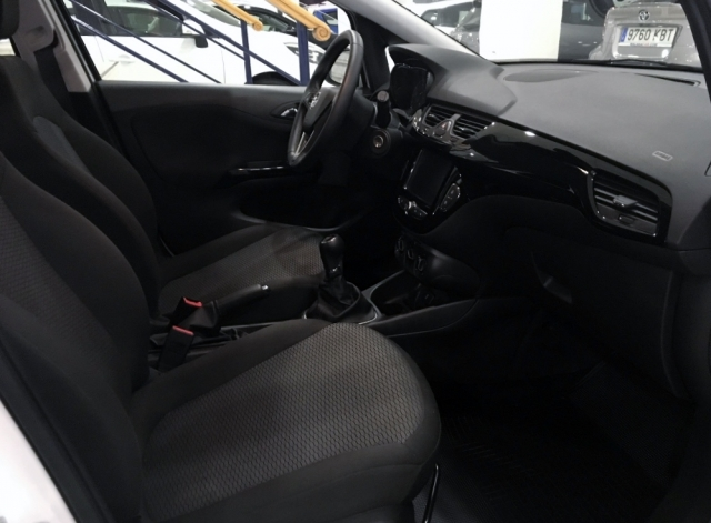 Opel Corsa 1.4 Selective 90 Cv 5p. de ocasión en Málaga - Foto 6