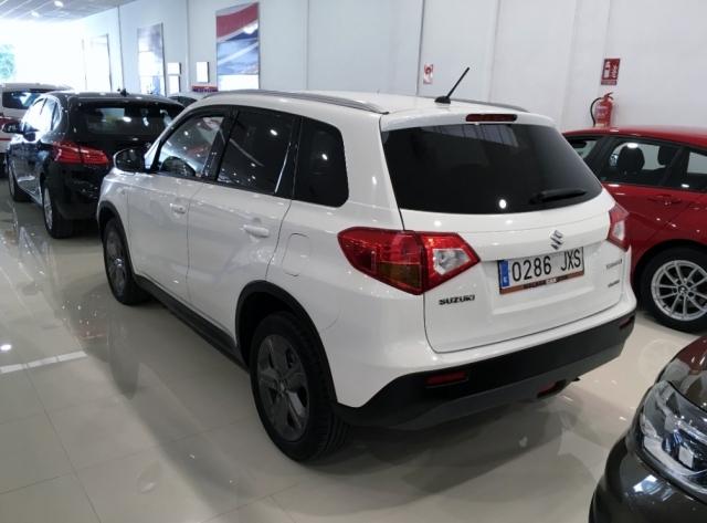 Suzuki Vitara 1.6v Gle 4wd de ocasión en Málaga - Foto 4