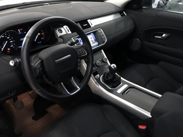 Land-rover Range Rover Evoque  2.0l Ed4 Diesel 150cv 4x2 Pure 5p. de ocasión en Málaga - Foto 7