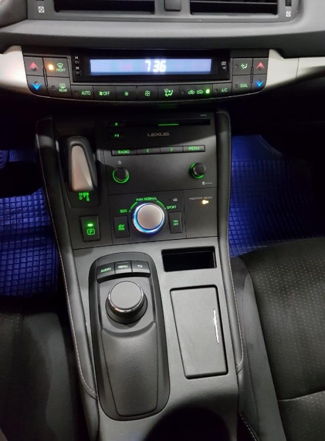 Lexus Ct Lexus 200h de ocasión en Málaga - Foto 11