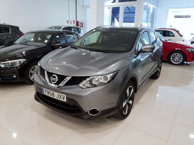 Nissan Qashqai  1.6dci Nconnecta 4x2 Xtronic 5p. de ocasión en Málaga - Foto 1