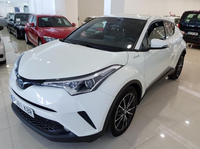 Toyota Chr C-hr 1.8 125h Advance 5p. de ocasión en Málaga - Foto 3