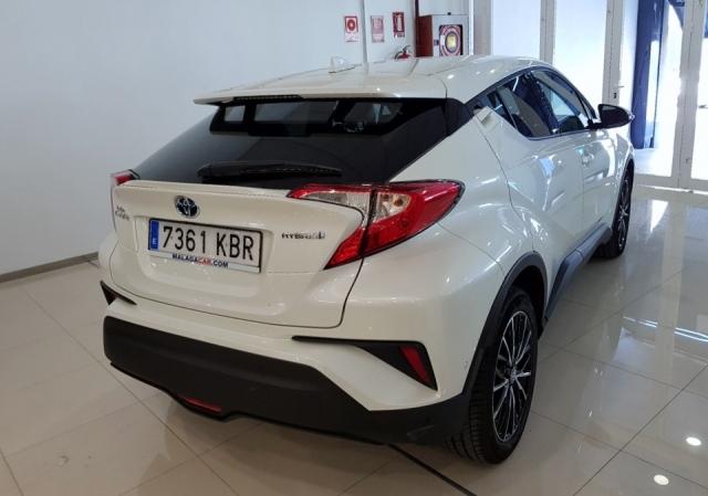 Toyota Chr C-hr 1.8 125h Advance 5p. de ocasión en Málaga - Foto 5