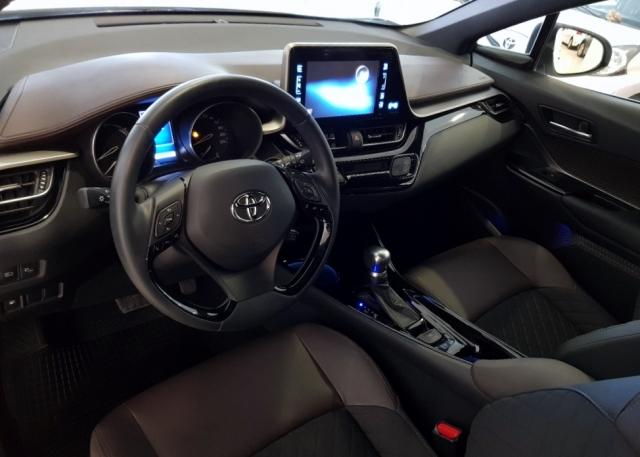 Toyota Chr C-hr 1.8 125h Advance 5p. de ocasión en Málaga - Foto 8