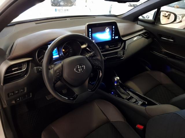 Toyota Chr C-hr 1.8 125h Advance 5p. de ocasión en Málaga - Foto 9