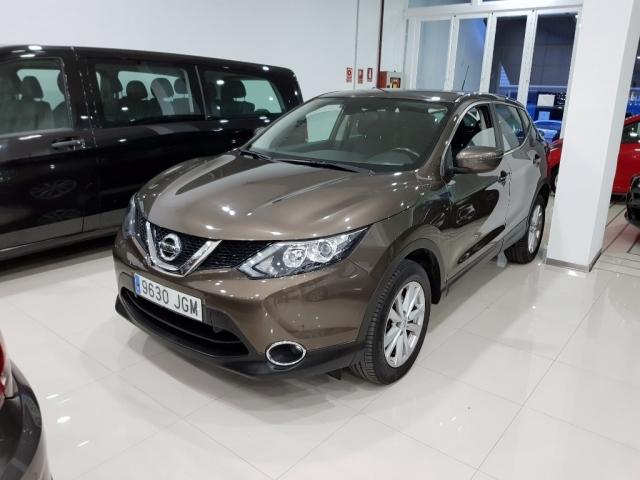 Nissan Qashqai  1.5dci Ss Acenta 4x2 5p. de ocasión en Málaga - Foto 1