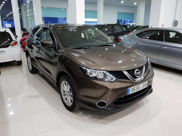 Nissan Qashqai  1.5dci Ss Acenta 4x2 5p. de ocasión en Málaga - Foto 2