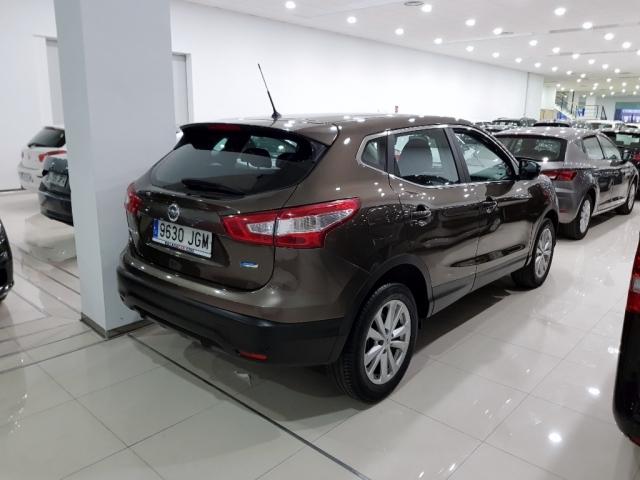 Nissan Qashqai  1.5dci Ss Acenta 4x2 5p. de ocasión en Málaga - Foto 3