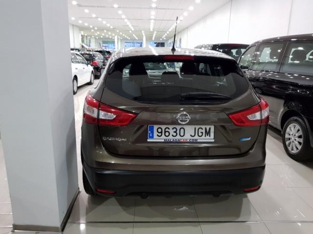 Nissan Qashqai  1.5dci Ss Acenta 4x2 5p. de ocasión en Málaga - Foto 4