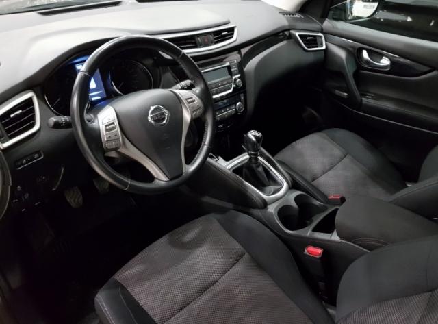 Nissan Qashqai  1.5dci Ss Acenta 4x2 5p. de ocasión en Málaga - Foto 7