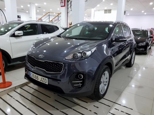 Kia Sportage  1.7 Crdi Vgt Drive 4x2 5p. de ocasión en Málaga - Foto 1