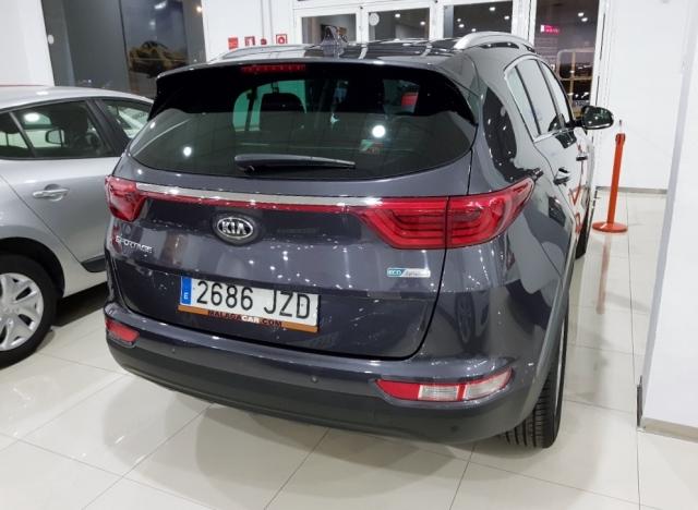 Kia Sportage  1.7 Crdi Vgt Drive 4x2 5p. de ocasión en Málaga - Foto 4