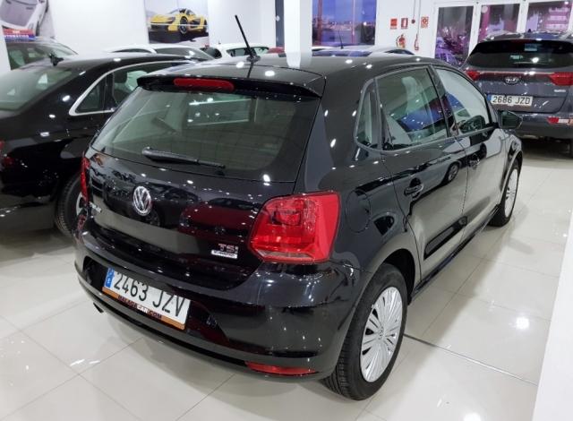 Volkswagen Polo  Advance 1.2 Tsi 66kw 90cv Bmt Dsg 5p. de ocasión en Málaga - Foto 3