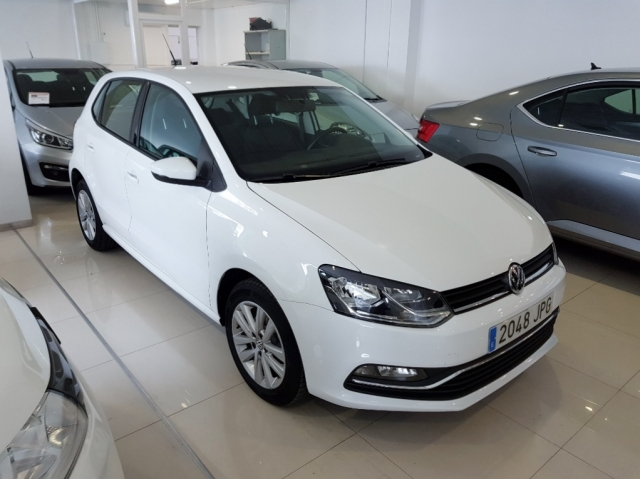 Volkswagen Polo  Advance 1.2 Tsi 66kw 90cv Bmt 5p. de ocasión en Málaga - Foto 1