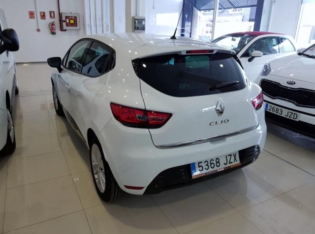 Renault Clio  Limited Energy Tce 66kw 90cv 5p. de ocasión en Málaga - Foto 3